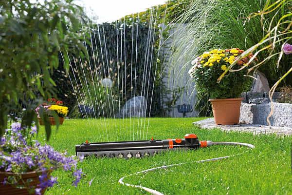 Gardena bezpłatnie zaprojektuje system nawadniania