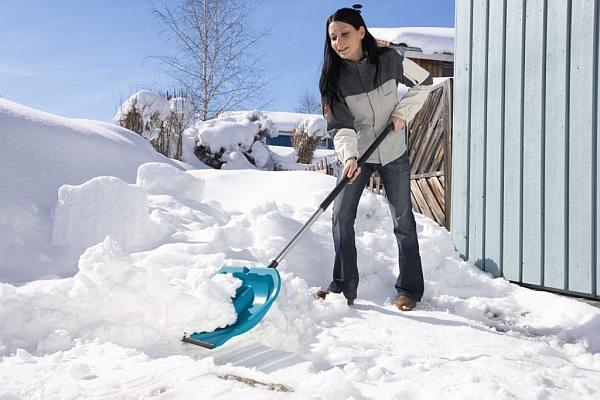 Łopata do śniegu marki Gardena